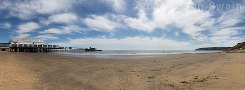 Sandown Bay Panorama