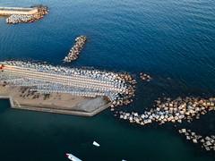 Barcelona from Above (Wind Watcher) Tags: barcelona kite beach marina solar spain catalonia sdm kap cells dopero windwatcher chdk
