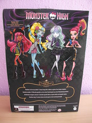 Monster High Howleen Wolf 13 Wishes Wnsche Doll  (RochelleGoyle) Tags: monster high wolf doll wishes 13 wnsche howleen