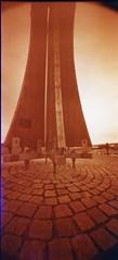 Pinholeday 2013 16 (pbjorno) Tags: 120 film analog holga lomo panoramic pinhole c41 redscale diyc41 holga120wpc