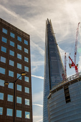 The Shard (GarethThomasJones) Tags: ca camera uk london apple thames architecture canon buildings mac capital teenager efs tallest teenphotographer canonefs1785mmf456isusm canon1785mm canon60d capittal ukphotographer tallestbuildingineurope lightroom4 gareththomasjones canonrumor