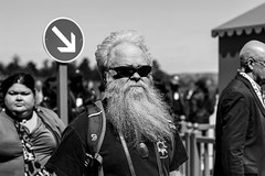Zz ToP (dacian2012) Tags: street blackandwhite man candid
