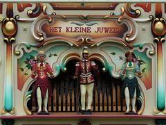 Het kleine juweel (shaggy359) Tags: cambridge music dutch bells three town uniform mechanical little bell country helmet pipes pipe fair organ musical het trio piece cambridgeshire conductor jewel parkers kleine cambs decap juweel