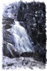 Rendered photograph of Stiles Files, near Shawsville, VA