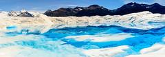 Laguna de hielo en el Perito Moreno (mauro_332) Tags: laguna en el glaciar perito moreno big ice excursion travesia azul celeste transparente blue cian hielo lago lake