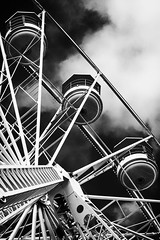 Big Wheel (Julian Pett) Tags: bristol harbour festival 2016 big wheel ferris