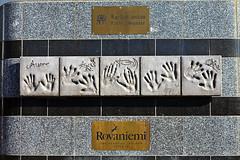 FIN_179 - Rovaniemi (Viaggiatore Fantasma Summer Tour 2016 - CH-LI-AT) Tags: canon 5d finlandia finland suomi rovaniemi lapponia lapland lappland citt city stadt piazza square platz lordi lordin aukio eurofestival eurovision song contest 2006