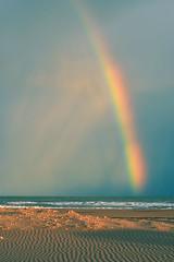 Arco iris (luenreta) Tags: arcoiris playa mar rainbow 7dwf crazytuesday aboutme