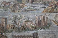Palestrina (Praeneste) the Great Nilotic Mosaic c. 200 BC (kjn1961) Tags: praeneste palestrina fortuna primigenia fortunaprimigenia 2016italy