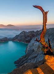 Gunung Ijen, Java, Indonesia (steph3xx) Tags: blue ijen indonesia java lake soufre sulphur volcan gunung vulcano kawah