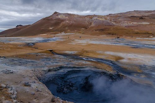 Boiling and steaming Earth