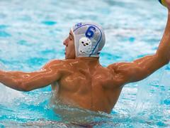 28191639 (roel.ubels) Tags: jong oranje nederland holland duitsland deutschland sport topsport waterpolo 2016 oefenwedstrijd alphen aan de rijn aquarijn