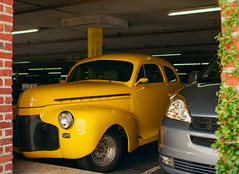 Campbell (bior) Tags: 120 ektar iso100 kodak pentax645 kodakektar mediumformat campbell car classic