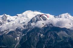 Mt Blanc (Hlne Baudart) Tags: mont blanc montagnes hautesavoie delta plane