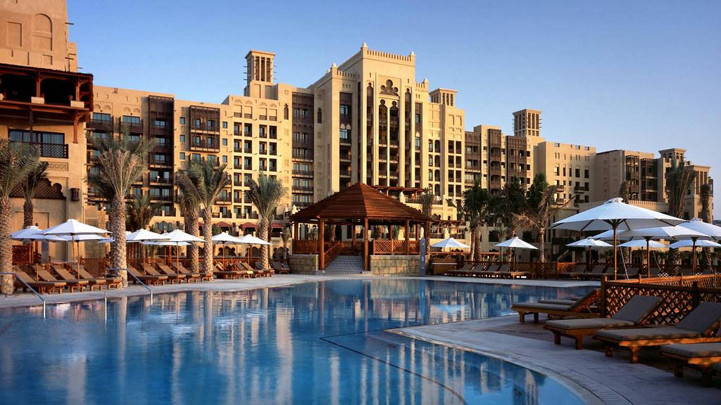 Madinat Jumeirah, pool