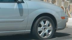 Flat (blazer8696) Tags: 2016 ct connecticut ecw monroe stevenson t2016 usa unitedstates dscn0491 flat tire