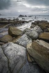 barrika (juanmartinreyes) Tags: barrika marina paisaje nd1000 sea basquecountry largaexposicion tripode travel viajes haida d90 tokina granangular seascape nikon