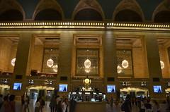 Grand Central information (afagen) Tags: newyork ny newyorkcity nyc manhattan grandcentralterminal station grandcentral trainstation