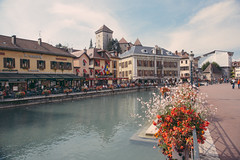 2X8A4081 (georgesmalher) Tags: photography travel france lake annecy town