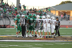IMG_7109 (TheMert) Tags: high school football floresville tigers varsity cuero gobblers mighty band marching texas