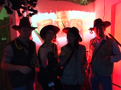 Jailbirds, Fantastic 4, Quatermen und Die Freisinnigen beim Live Escape Spiel (Breakout Basel) Tags: breakout basel wwwbreakoutbaselch blecatraz real live escape game switzerland adventure abenteuer spiel team teamevent event unterhaltung entertainment wanted wantedsep16 jaeger firmenanlass diefreisinnigen fantastic4 jailbirds quatermen