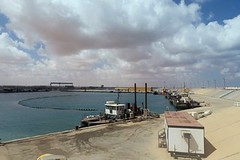 Libyan drive counter assaults at oil ports, claims to retake management of Es Sider (majjed2008) Tags: attacks claims control counter force libyan ports retake sider
