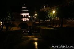Flehite Amersfoort (Manuel Speksnijder) Tags: flehite amersfoort stad city kleinespui grote spui hetzand westsingel museum nachtfotografie nightphotography