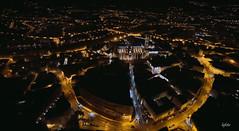 Cathdrale Saint-tienne de Limoges (lafoto.) Tags: limoges limousin france night travel light street city beau lafoto cathdrale ciel hlicoptre vol noir photographie photo landscape explore