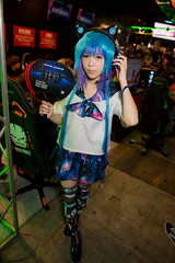 DXRACER -Tokyo Game Show 2016 (Makuhari, Chiba, Japan) (t-mizo) Tags: sigma2435mmf2dghsmart sigma sigma2435f2 sigma24352 sigma2435mm sigma2435mmf2 sigma2435mmf2dg sigma2435mmf2dgart sigma2435mmf2art art dxracer   roomworks cosplay   cosplayer   tgs tgs2016 tokyogameshow tokyogameshow2016  2016 makuhari chiba    mihama  makuharimesse     campaigngirl showgirl  companion person  portrait women woman girl girls canon canon5d canon5d3 5dmarkiiii 5dmark3 eos5dmarkiii eos5dmark3 eos5d3 5d3 lr lr6 lightroom6 lightroom lrcc lightroomcc  japan