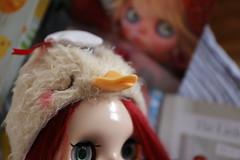 Rosje (Dolly Aves) Tags: blythe blythedoll blythecon shopping