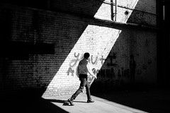Live Forever. (Keith Vaughton) Tags: streetphotography fujix100t x100t manchester