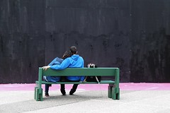 AMOUREUX (Brin d'Amour) Tags: couple amoureux undergroundeffect projetsaato ladfense 92 graffiti brindamour