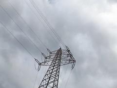Strommast,Power (gittermasttyp2008) Tags: strommast strommasten strom stahlgittermast energie energy electricitytower freileitungsmast gittermast highvoltage voltage erdseil powertower powerpole power pylon powerpylon powerline pole latticeclimbing latticekategorie germany highvoltagetower german