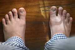 The need to walk (N A Y E E M) Tags: feet mine staircase yesterday afternoon light pyjamas nayeemkalam nayeem home rabiarahmanlane chittagong bangladesh sooc availablelight indoors waistlevel naturallight
