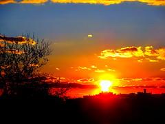 New York Sunset (dimaruss34) Tags: newyork brooklyn dmitriyfomenko image sunset