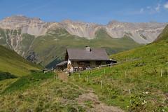 IMGP5254 (Alvier) Tags: schweiz graubünden engadin albulatal madulain fcladapischa escha hütte sac