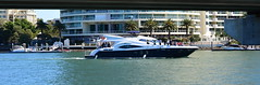 panDSC_0107 (LoxPix2) Tags: loxpix queensland southport surfersparadise beach river boat architecture building bridge australia 2016