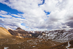 Colorado Yankee Boy Basin to Blue Lake Pass (FengboLi) Tags: bluelakepass outat yankeeboybasin bluelake colorado mountain snow clouds hiking hike outdoor climb basin blue fall sky