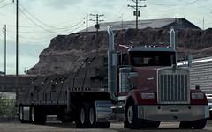 Kenworth W900 Daycab (atsworld) Tags: kenworth w900 ats americantrucksimulator american truck simulator