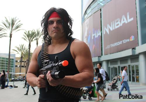 From flickr.com: Rambo {MID-172317}