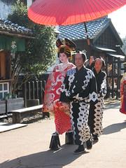Oiran (Geisha) Parade (Coffeetan) Tags: japan geisha  nikko tochigi   edowonderland oiran