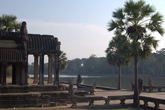 angkor wat (onetwosmile) Tags: 35mm cambodia southeastasia angkorwat siemreap d5000
