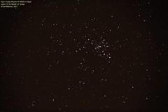Open Cluster M93 in Puppis (The Dark Side Observatory) Tags: sky canon stars timelapse open cluster telescope astrophotography physics astronomy nightsky opencluster messier universe constellation cosmology meade puppis ngc2447 m93 Astrometrydotnet:status=solved Astrometrydotnet:version=14400 tomwildoner Astrometrydotnet:id=alpha20130499384103