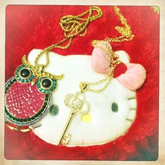 New Necklace (Moonslicius) Tags: cute shopping kawaii acessories
