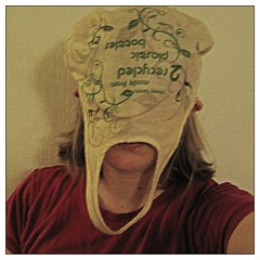 Wrong sort of bag... ( EkkyP ) Tags: self bag lowlight head recycled noflash tired april late bedtime 365 friday wah selfie longarm project365 365days 2013 phototoaster hereio uploaded:by=flickrmobile flickriosapp:filter=nofilter
