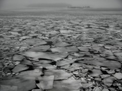 Crushed ice (Basse911) Tags: ice water suomi finland islands archipelago skärgård saaristo