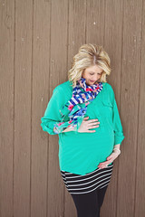 Barb's Baby Bump! (Keyhole Photography & Design) Tags: baby white love couple soft snowy linen stripes pregnancy mint belly maternity peacoat