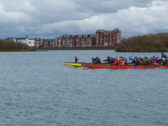 Yellow win (Thomas Kelly 48) Tags: lumix panasonic dragonboat southport marinelake merseyside dragonboatracing fz150