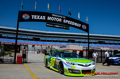 Welcome To Texas (HMP Photo) Tags: nascar autoracing motorsports racecars stockcarracing texasmotorspeedway stockcars davidstremme circletrack sprintcup asphaltracing nikond7000 nra500