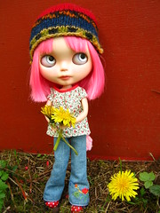 """IMG_3265...""""I picked flowers for you..."""""""
